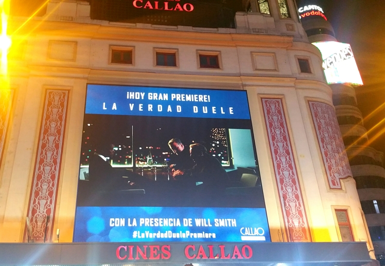 Cines-Callao-Madrid