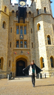 Entrance of the Crown Jewels