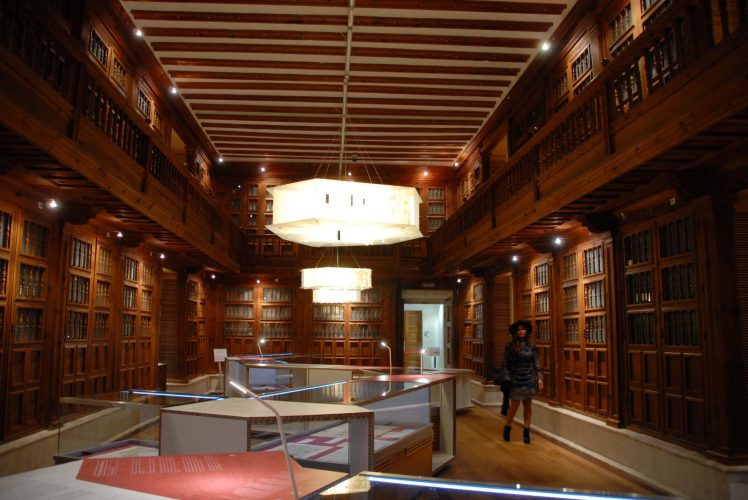 Here you can see the archival holding of the Archivo General de Simancas.