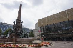 Augustusplatz.