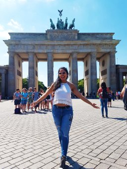 Berlin's Brandenburg Gate